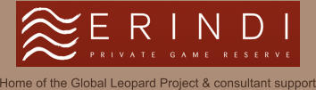 Home of the Global Leopard Project & consultant support