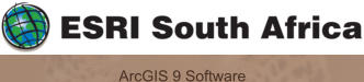 ArcGIS 9 Software