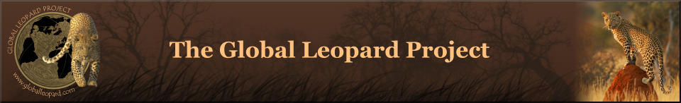 GLOBAL LEOPARD PROJECT www.globalleopard.com The Global Leopard Project